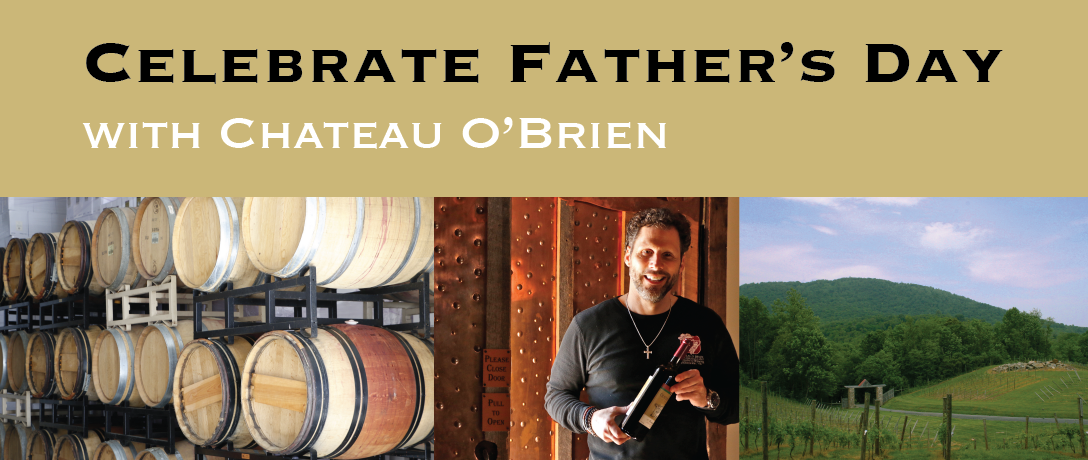 Father's Day Free Wine Barrel* & Live Music Sundays
